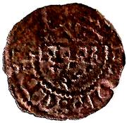 Obole - Charles Ier d'Anjou – avers