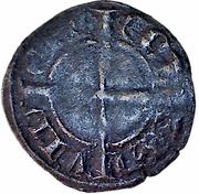Obole - Robert d'Anjou - Comte de Provence – revers
