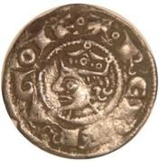 Denier - Alphonse II d'Aragon - Comte de Provence – avers