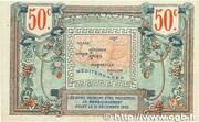 50 centimes - Région provençale – revers