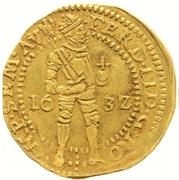 1 Ducat - Ferdinand II – avers