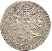 1 Arendsrijksdaalder - Ferdinand II – avers