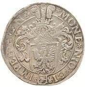 1 Arendsrijksdaalder - Ferdinand II – revers