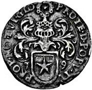 8 sols Siège de Maastricht 1579 – avers