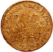 1 Gulden - Siege of Leiden – avers