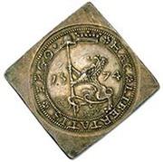 2 Taler (Siege of Leiden) – revers