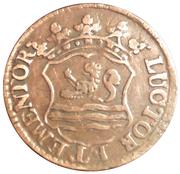 1 duit (Zeelandia) – avers