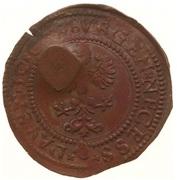 2 Stuivers - Emergency coinage – avers