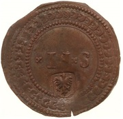 2 Stuivers - Emergency coinage – revers