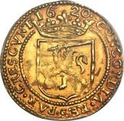 ½ Cavalier d'or – revers