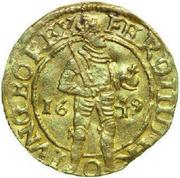 Dukat (Overijssel, Trade coinage) – avers