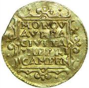 Dukat (Overijssel, Trade coinage) – revers