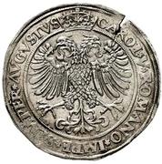 1 Daalder - Wilhelm V. von Bronkhorst – revers