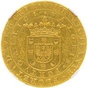 1640 - Deventer Portugalozer (10 cruzado) – avers