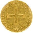 1640 - Deventer Portugalozer (10 cruzado) – revers