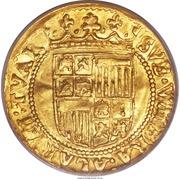 Ducat - Ferdinand & Isabella – revers