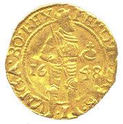 Ducat - Ferdinand III - – revers