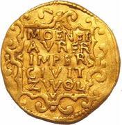 1 ducat - Ferdinand II (Zwolle) – revers