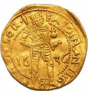 1 ducat - Ferdinand II (Zwolle) – avers