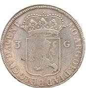 3 Gulden – avers