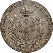 ⅔ thaler - Friedrich Wilhelm II – avers