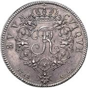 1 thaler - Friedrich I – revers