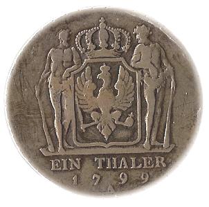 1 Thaler Friedrich Wilhelm Iii Royaume De Prusse Numista