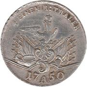 ¼ reichsthaler - Friedrich II – revers