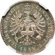 ⅙ thaler - Friedrich Wilhelm IV – revers