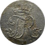 1/48 thaler - Friedrich II – avers