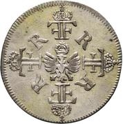 1/12 thaler - Friedrich I – avers
