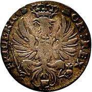 2 gröscher - Friedrich II – avers