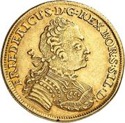 1 friedrichs d'or Friedrich II – avers