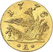 1 friedrich d'or Friedrich II – revers
