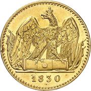 2 Friedrich d'or - Friedrich Wilhelm III – revers