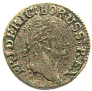 1 kreuzer - Friedrich II – avers