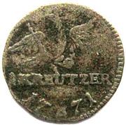 1 kreuzer - Friedrich II – revers