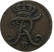 1 gröschel Friedrich II – avers