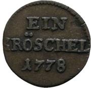 1 gröschel Friedrich II – revers