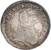 18 gröscher Friedrich II -  avers