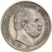 2 mark Adolph Friedrich V (essai) – avers
