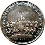 Medallion - Friderich der Grosse Held – revers