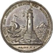 Médaille réligieuses de confirmation (type 1) – avers