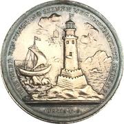 Médaille réligieuses de confirmation (type 2) – avers