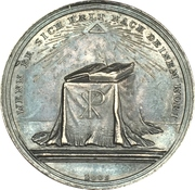 Médaille réligieuses de confirmation (type 2) – revers
