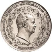 Prize medal - Technical University Berlin (Prussia) – avers