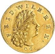 1 ducat Friedrich Wilhelm I. – avers