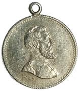 Jeton / Medal (Friedrich III) – avers