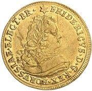 1 ducat Friedrich I – avers