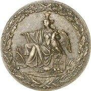 2 pfennige Friedrich Wilhelm III – avers